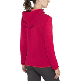 Meru W's Kalamata Jacket Raspberry Striped